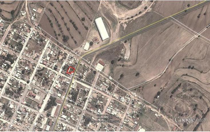 Foto de terreno habitacional en venta en  2, toluca de guadalupe, terrenate, tlaxcala, 415981 No. 01