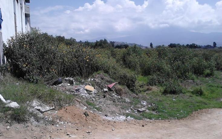 Foto de terreno comercial en venta en  2, valle verde, ixtapaluca, méxico, 622166 No. 01