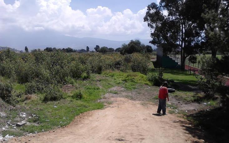 Foto de terreno comercial en venta en  2, valle verde, ixtapaluca, méxico, 622166 No. 02