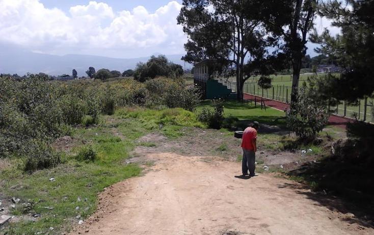 Foto de terreno comercial en venta en  2, valle verde, ixtapaluca, méxico, 622166 No. 03
