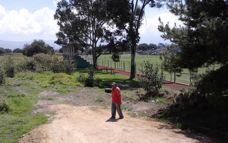 Foto de terreno comercial en venta en  2, valle verde, ixtapaluca, méxico, 622166 No. 05