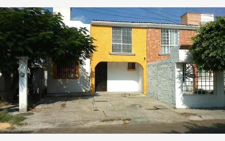 Foto de casa en venta en  2, villas campestre, corregidora, quer?taro, 1540632 No. 01
