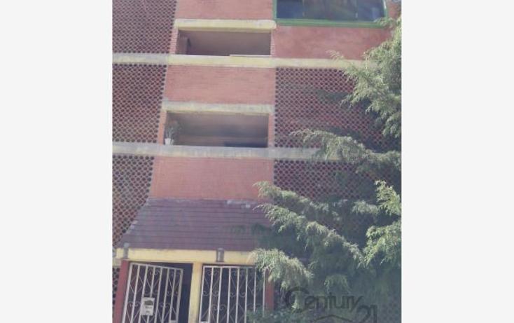Foto de departamento en venta en  20, ampliación san pablo de las salinas, tultitlán, méxico, 2028286 No. 02