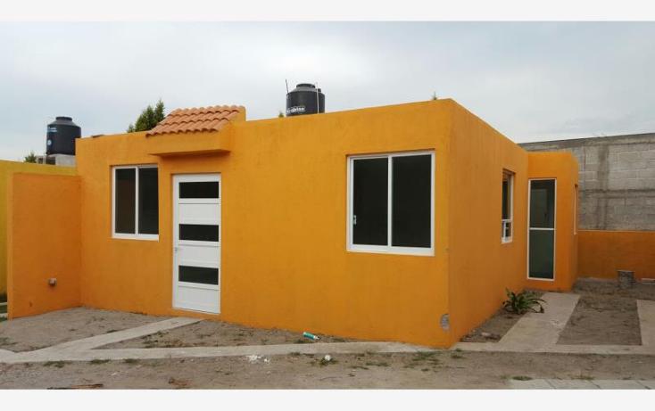 Foto de casa en venta en  20, bel?n atzitzimititlan, apetatitl?n de antonio carvajal, tlaxcala, 1752182 No. 01