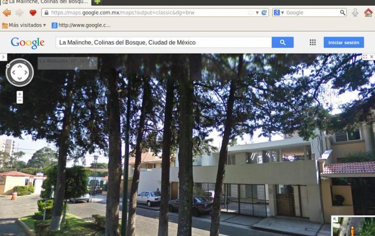 Foto de casa en venta en  20, colinas del bosque, tlalpan, distrito federal, 526873 No. 01