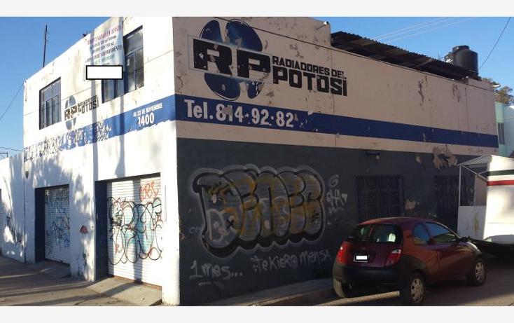 Foto de edificio en venta en 20 de noviembre 1400, tlaxcala, san luis potosí, san luis potosí, 579807 No. 02