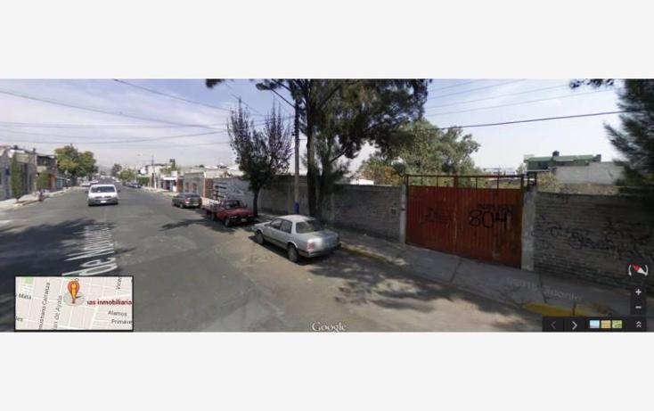 Foto de terreno comercial en venta en  400, santa maria aztahuacan, iztapalapa, distrito federal, 1740200 No. 03