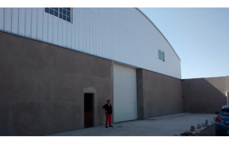 Foto de nave industrial en renta en  , 20 de noviembre fundo legal, durango, durango, 1417889 No. 03