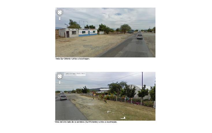 Foto de terreno habitacional en renta en  , 20 de noviembre, tepalcingo, morelos, 454195 No. 01