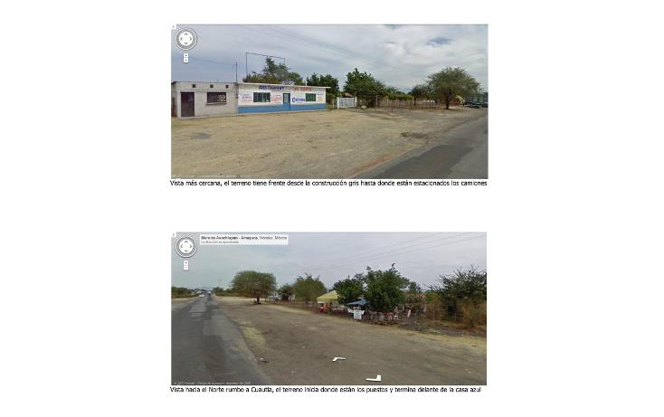 Foto de terreno habitacional en renta en  , 20 de noviembre, tepalcingo, morelos, 454195 No. 02