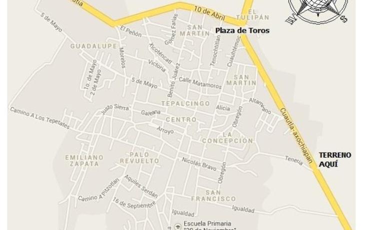 Foto de terreno habitacional en renta en  , 20 de noviembre, tepalcingo, morelos, 454195 No. 03