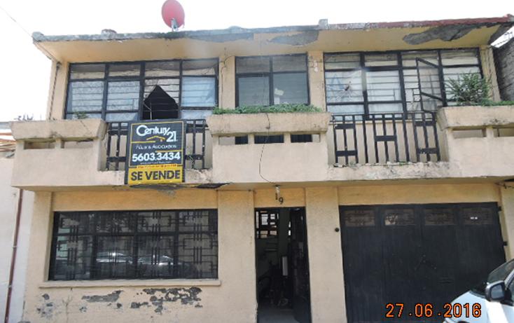 Foto de casa en venta en  , 20 de noviembre, venustiano carranza, distrito federal, 1467837 No. 01