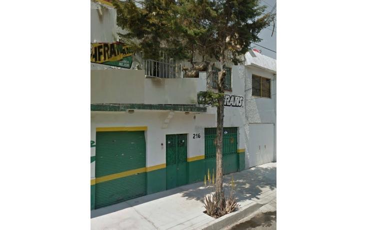 Foto de casa en venta en  , 20 de noviembre, venustiano carranza, distrito federal, 703368 No. 01
