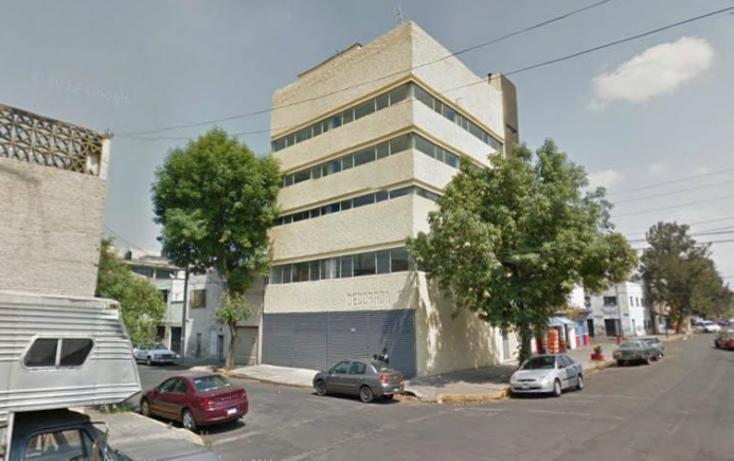Foto de edificio en venta en  , 20 de noviembre, venustiano carranza, distrito federal, 765287 No. 01