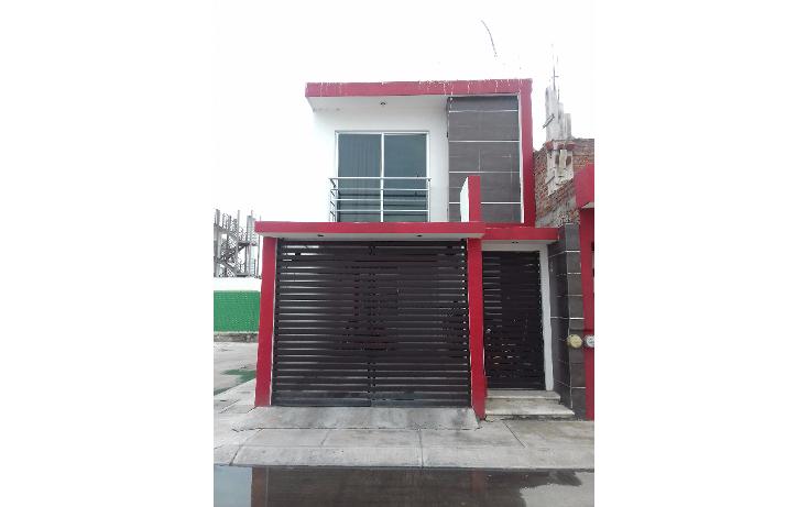 Foto de casa en venta en  , 20 de noviembre, zamora, michoacán de ocampo, 1558596 No. 01