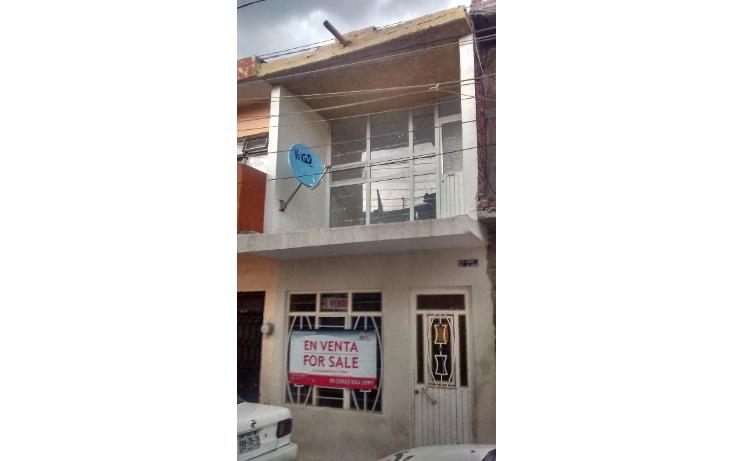 Foto de casa en venta en  , 20 de noviembre, zamora, michoacán de ocampo, 2032898 No. 01
