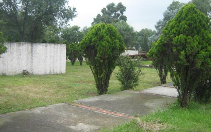 Foto de terreno comercial en venta en  20, granjas chalco, chalco, méxico, 609685 No. 10