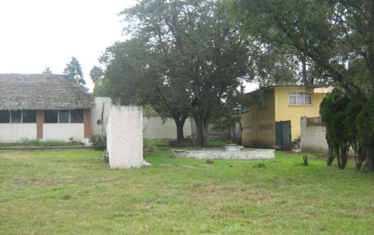 Foto de terreno comercial en venta en  20, granjas chalco, chalco, méxico, 609685 No. 12