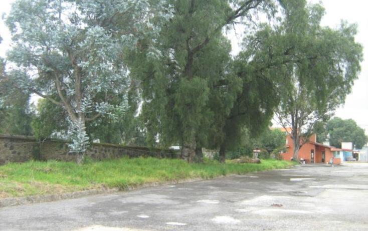Foto de terreno comercial en venta en  20, granjas chalco, chalco, méxico, 609685 No. 13