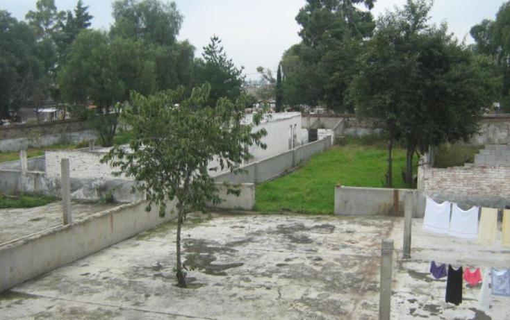 Foto de terreno comercial en venta en  20, granjas chalco, chalco, méxico, 609685 No. 30