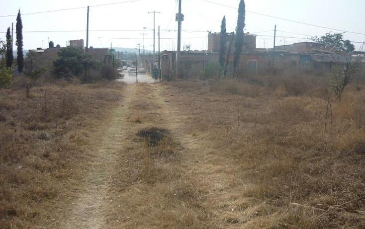 Foto de terreno habitacional en venta en  20, las flores, san pedro tlaquepaque, jalisco, 853651 No. 01