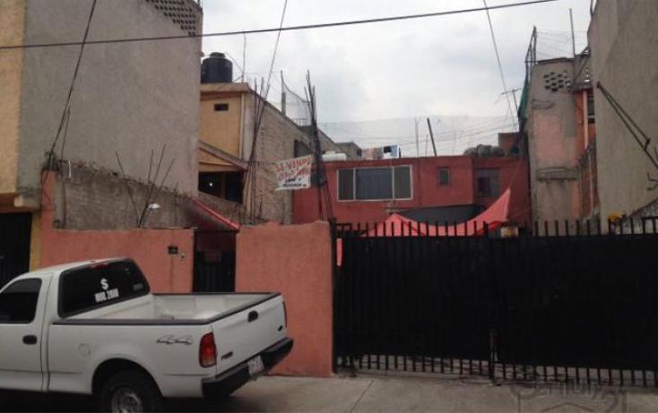 Foto de casa en venta en  20, los olivos, tláhuac, distrito federal, 516026 No. 01