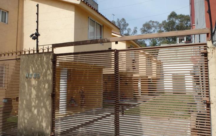 Foto de casa en venta en  20, real del moral, iztapalapa, distrito federal, 1034687 No. 01