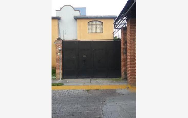 Foto de casa en venta en  20, san buenaventura, ixtapaluca, méxico, 2039054 No. 01