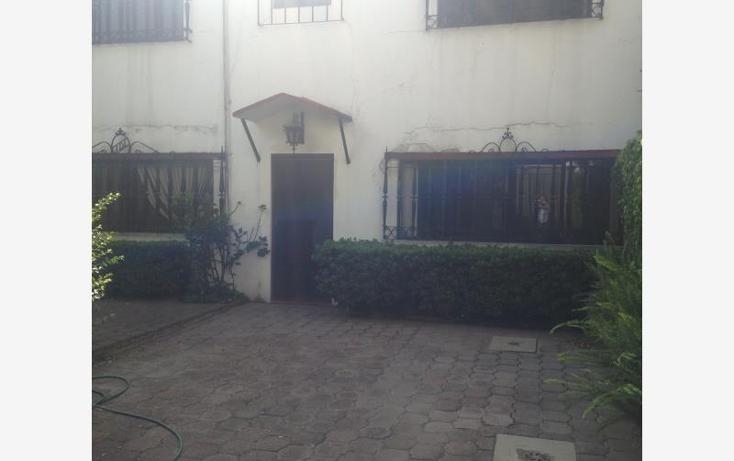 Foto de casa en renta en  20, san lorenzo huipulco, tlalpan, distrito federal, 963597 No. 01