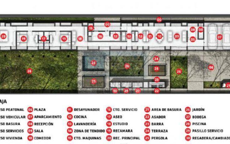Foto de casa en venta en 20, temozon norte, mérida, yucatán, 1754662 no 03