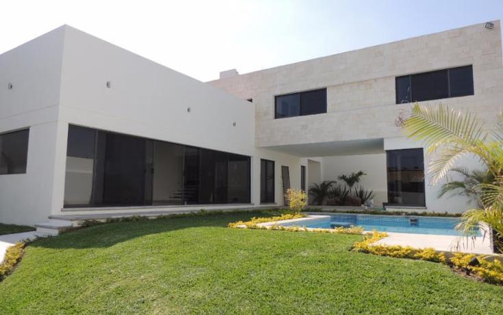 Foto de casa en venta en  20, villas del lago, cuernavaca, morelos, 1572534 No. 01