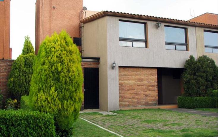 Foto de casa en renta en  200, campestre del valle, metepec, m?xico, 1018339 No. 01