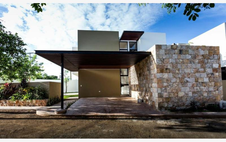 Foto de casa en venta en  200, cholul, m?rida, yucat?n, 806293 No. 01