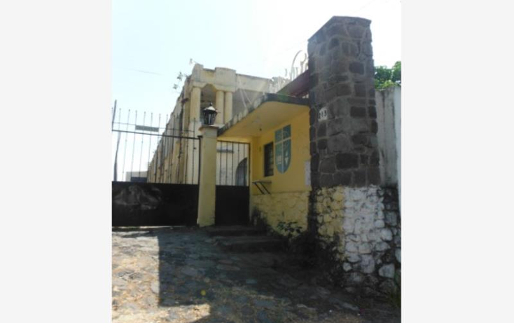 Foto de edificio en venta en  200, chulavista, cuernavaca, morelos, 411948 No. 28
