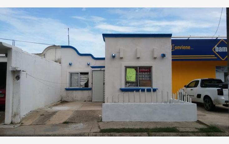 Foto de casa en venta en  200, ciudad olmeca, coatzacoalcos, veracruz de ignacio de la llave, 963193 No. 01