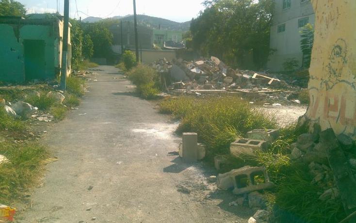 Foto de terreno comercial en renta en  200, independencia, monterrey, nuevo le?n, 605688 No. 01