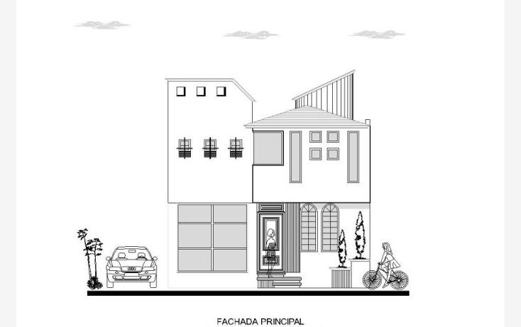 Foto de casa en venta en  200, san miguel zinacantepec, zinacantepec, méxico, 1534222 No. 04