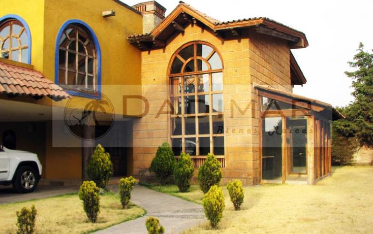 Foto de casa en venta en  200, zamarrero, zinacantepec, m?xico, 1672346 No. 01