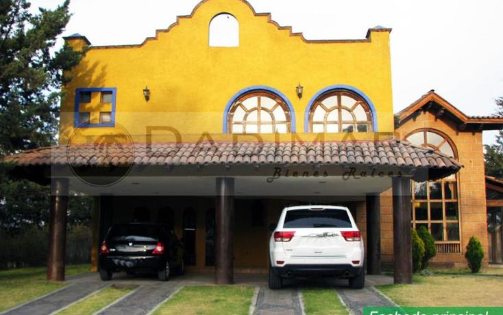 Foto de casa en venta en  200, zamarrero, zinacantepec, m?xico, 1672346 No. 02
