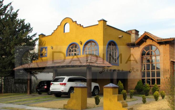 Foto de casa en venta en  200, zamarrero, zinacantepec, m?xico, 1672346 No. 04