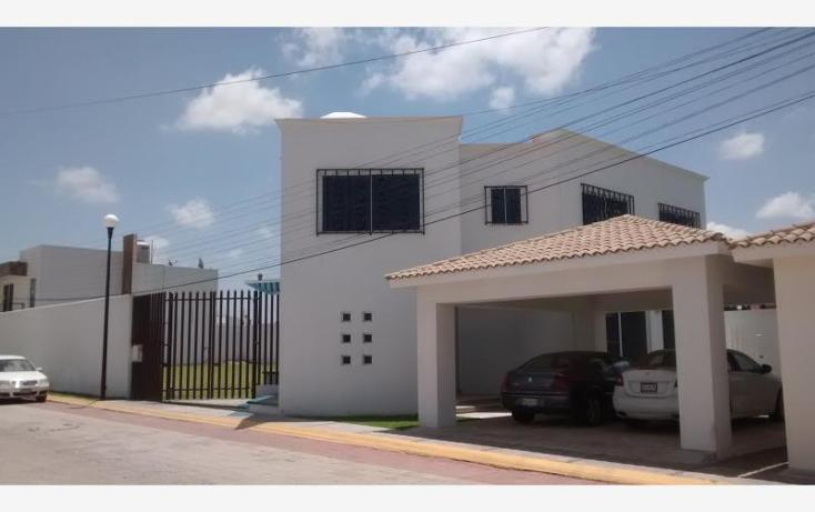 Foto de casa en renta en  2009, fuentes de la carcaña, san pedro cholula, puebla, 1323197 No. 01
