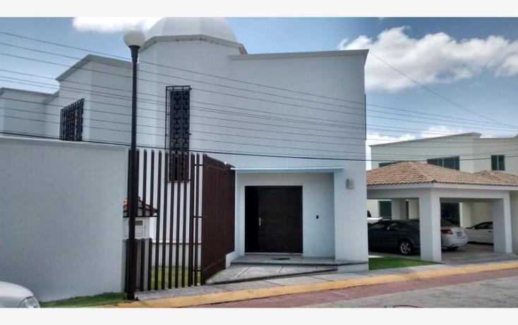 Foto de casa en venta en  2009, fuentes de la carcaña, san pedro cholula, puebla, 1529216 No. 01
