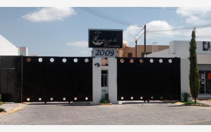 Foto de casa en venta en  2009, fuentes de la carcaña, san pedro cholula, puebla, 1529216 No. 02