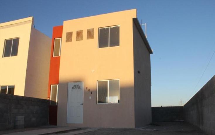 Foto de casa en venta en  201, anacahuita, ramos arizpe, coahuila de zaragoza, 1532076 No. 01