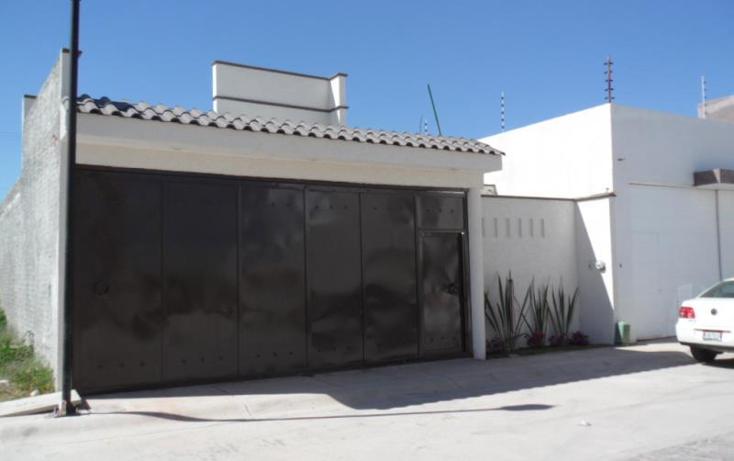 Foto de casa en venta en  201, la querencia, aguascalientes, aguascalientes, 1622134 No. 01