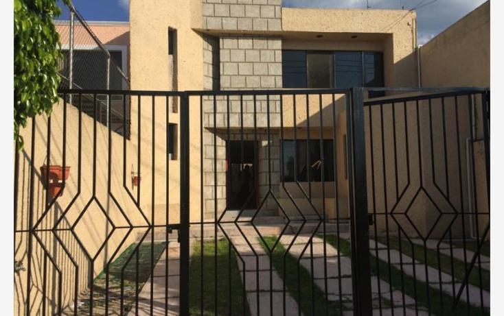 Foto de casa en venta en  201, tejeda, corregidora, querétaro, 1409685 No. 01