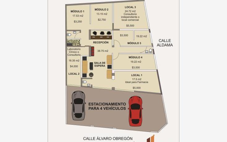 Foto de local en renta en  202, colima centro, colima, colima, 1375337 No. 06