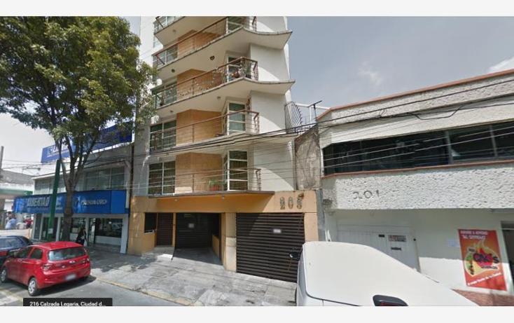 Foto de departamento en venta en  203, ampliación torre blanca, miguel hidalgo, distrito federal, 2038782 No. 02