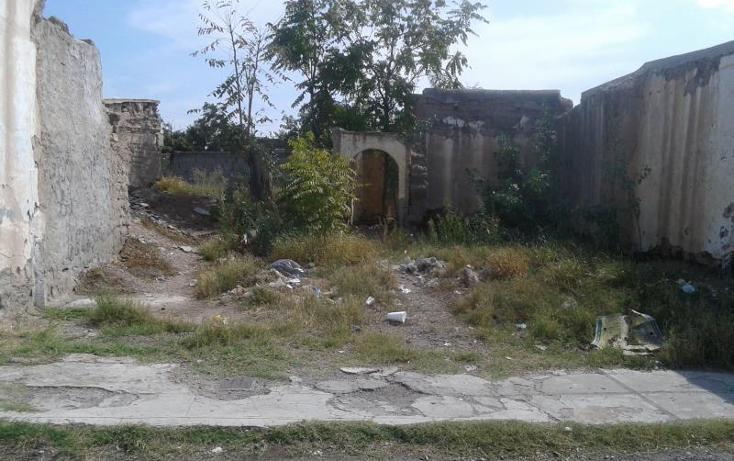 Foto de terreno habitacional en venta en pedro moreno 203, ciudad camargo centro, camargo, chihuahua, 2662937 No. 01