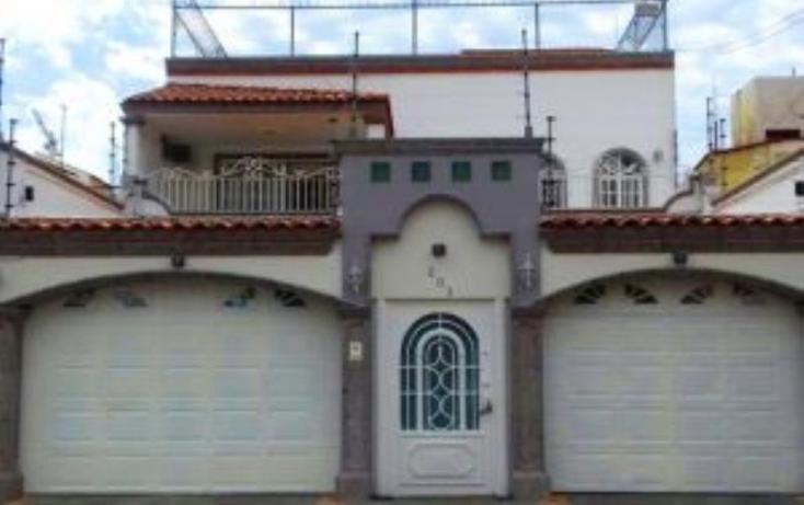Foto de casa en venta en  203, ferrocarrilera, mazatl?n, sinaloa, 1735266 No. 01